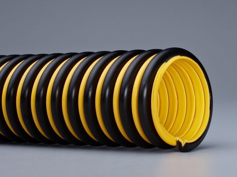 Suction hose for sanitary facilities
