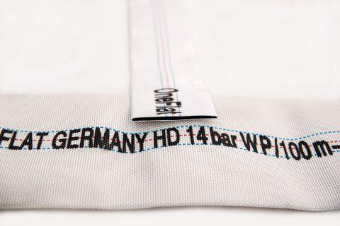 Furtun refulare si irigatii presiune 14 bari One Flat Germany HD
