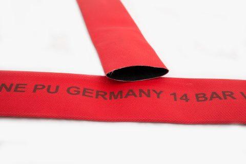 Furtun pentru irigatii rezistent la abraziune ONE PU Germany
